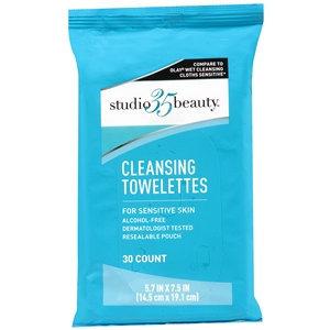 Studio 35 Sensitive Facial Wipes - 30 ea