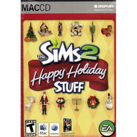 Electronic Arts The Sims 2: Happy Holiday Stuff (MAC)