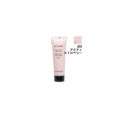 Givenchy Acti`Mine Makeup Base SPF 15, Strawberry
