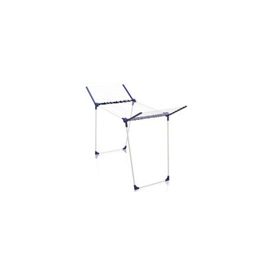 Leifheit Varioline Medium Deluxe Winged Clothes Drying Rack with Ad.