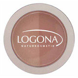 Logona - Rouge Blush Duo 03 Beige Terracotta - 10 Grams CLEARANCE PRICED