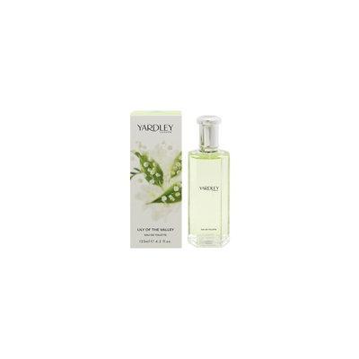 Yardley Lily Of The Valley Eau De Toilette Spray 125ml/4.2oz