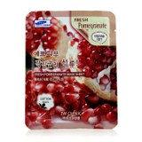 Ib Cosmetic 3W Clinic Fresh Pomegranate Mask Sheet - 10 Count