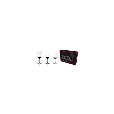 Riedel Vinum Xl Red Wine Tasting Set 3