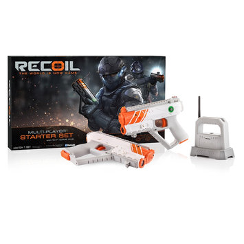 Recoil Ar Recoil Multi-Player Starter Set with Wi-Fi Game Hub