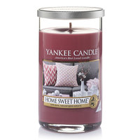 Yankee Candle Home Sweet Home 12-oz. Candle Jar, Med Red