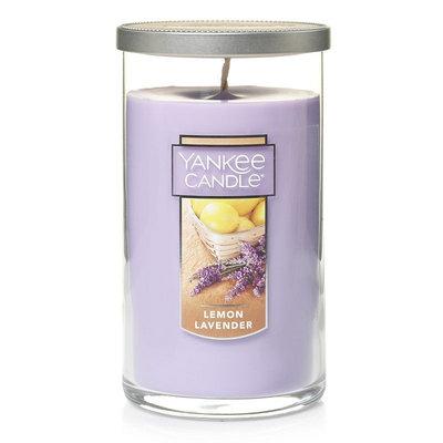 Yankee Candle Lemon Lavender 12-oz. Candle Jar, Lt Purple
