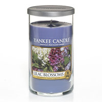 Yankee Candle Lilac Blossoms 12-oz. Candle Jar, Med Purple