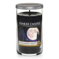 Yankee Candle Midsummer's Night 12-oz. Candle Jar, Black