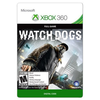 Interactive Communications Xbox 360 Watch Dogs (Email Delivery)