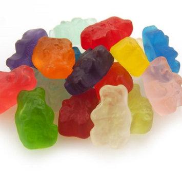 Beulah's Candyland Albanese Gummi Bears 12 Flavors Assorted Fruit bulk gummi candy 1 pound