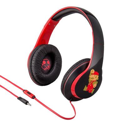Super Mario Bros. Mario & Bowser Headphones by iHome, Multicolor