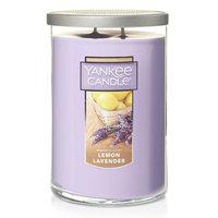 Yankee Candle Lemon Lavender Tall 22-oz. Candle Jar, Lt Purple