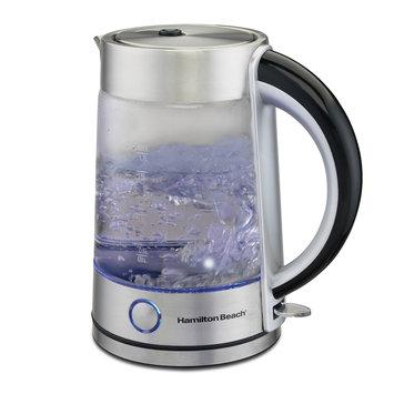 Hamilton Beach 1.7 Liter Modern Glass Kettle