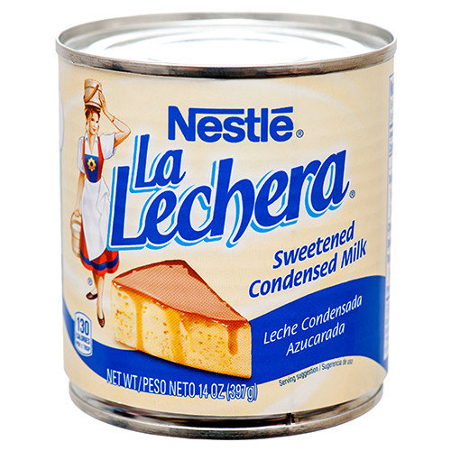 312911 Nestle La Lechera-Condensed Milk 14Z (24-Pack) Can Food Cheap Wholesale Discount Bulk Food Can Food Fix Patch Kit