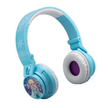 Ekids Disney's Frozen Elsa & Anna Youth Bluetooth Headphones, Multicolor