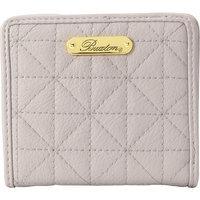 Buxton Double Diamond Quilt Medium Snap Billfold Paloma - Buxton Ladies Small Wallets