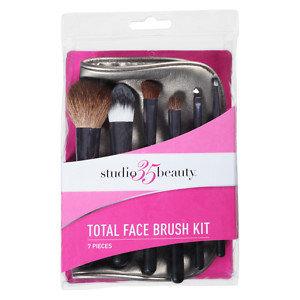 Studio 35 Beauty Total Face Brush Kit - 1 ea