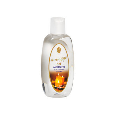 Allation Massage Warming Oil Unscented
