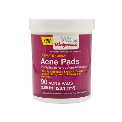 Walgreens Ultra Pore Cleansing Pads