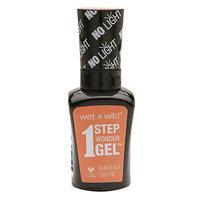 Wet 'n' Wild Wet n Wild 1 Step Wonder Gel Nail Color, Pardon My Peach, .45 oz