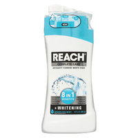 Reach Complete Care 8 In 1 + Whitening Rinse Mint - 32 oz.