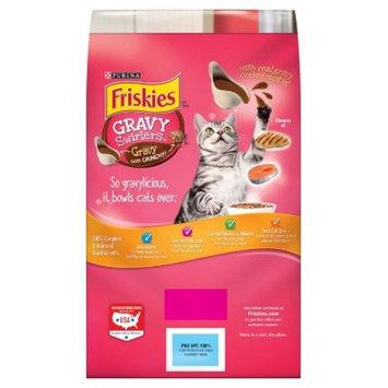 Friskies® Gravy Swirlers Dry Cat Food - 3.15lbs