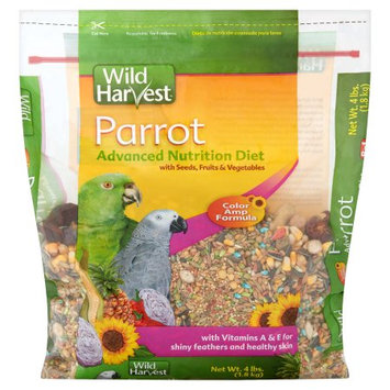 Wild Harvest 4lb Parrot Diet