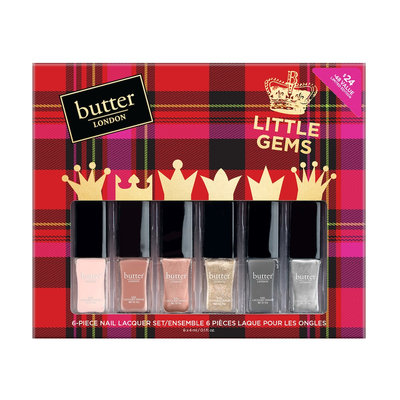 butter London Little Gems 6-pc. Nail Lacquer Set, Multicolor