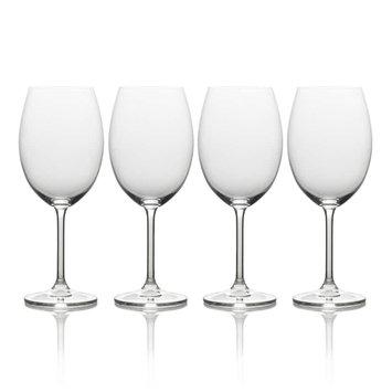Mikasa Julie 25 oz. White Wine Drinking Glasses (Set of 4)