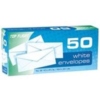 Top Flight 1849 Plain Envelopes - 10