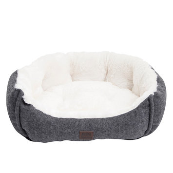 Animal Planet Felt Pet Bed - Small, Grey