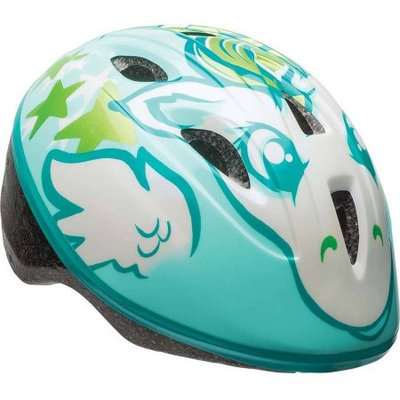 Cycle Products Co. Bell Sports 7084252 Zoomer Girls Toddler Helmet Blue Pony Pony