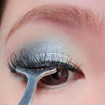Bestpriceam False Eyelash Extension Stainless Auxiliary Clip Tweezers Nipper Beauty Tool