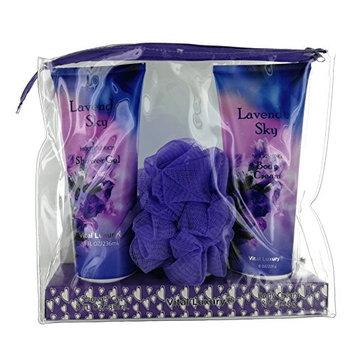 Vital Luxury Shower Gel & Body Cream Sets (Select your 3 sets) (3 Lavender sets)