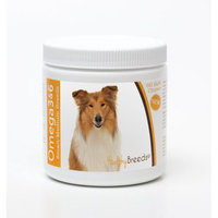 Healthy Breeds 840235142560 Collie Omega 3 & 6 Soft Chews - 60 count