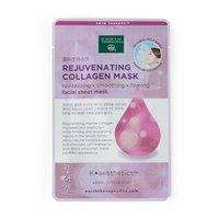 Earth Therapeutics Rejuvenating Collagen Face Mask, Multicolor
