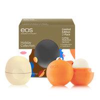 eos Pumpkin Spice & Vanilla Bean Lip Balm Set