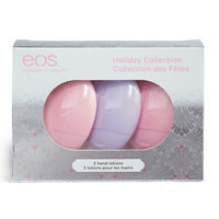 eos 3-pk. Holiday Collection Hand Lotions, Multicolor