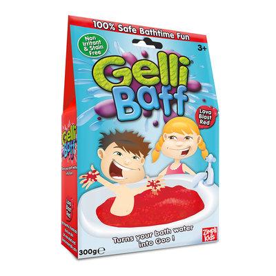 Red Gelli Baff Color Powder Set