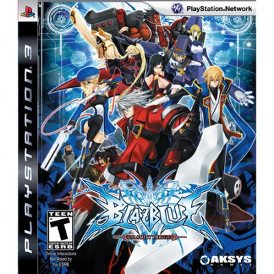 Aksys Games BlazBlue: Calamity Trigger (Limited Edition)