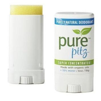 Pure Pitz 100% Organic & purely natural deodorant