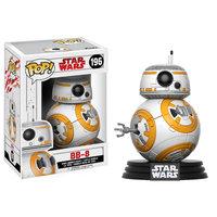 Star Wars: The Last Jedi BB-8 Pop! Vinyl Bobble Head #196