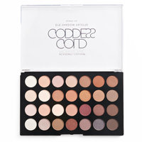 Academy of Colour Gold Goddess Eyeshadow Palette, Multicolor