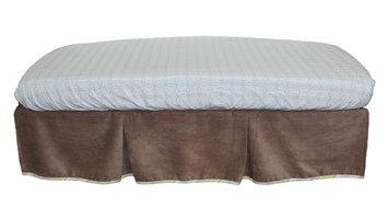 Basix Trimmed 2 Piece Bedding Starter Set by Nurture