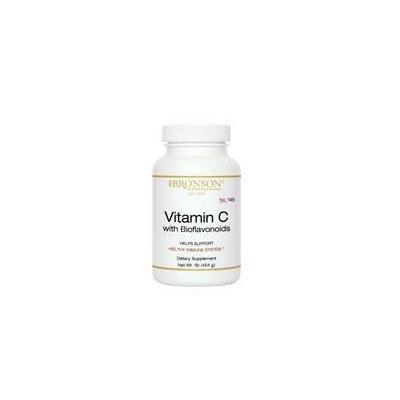 Bronson Vitamins Vitamin C Crystals with Citrus Bioflavonoids