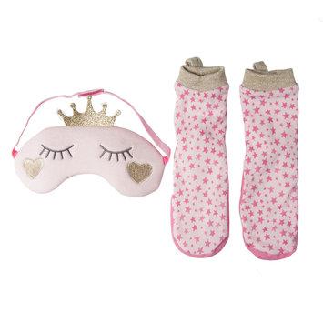 Girls 2-6 OshKosh B'gosh® Princess Socks & Sleep Mask Set, Multi