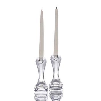 Mikasa Set of 2 Art Deco Candle Sticks