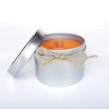 Peach Blossom Yoga 11011 Soy Candle 16 Oz. Orange And Sandlewood