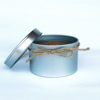 Peach Blossom Yoga 11011 Soy Candle 16 Oz. Mocha And Spicewood